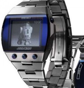 photos Montres Seiko Starwars