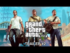 photos Le nouveau teaser de GTA V