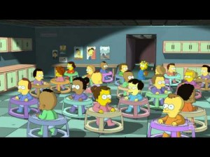 photos Maggie Simpson : the longest daycare, le film intégral