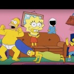 The Simpson's Harlem Shake