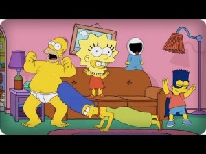 photos The Simpson's Harlem Shake