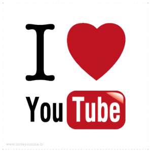 photos I Love YouTube