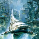 Les illustrations SF de John Berkey