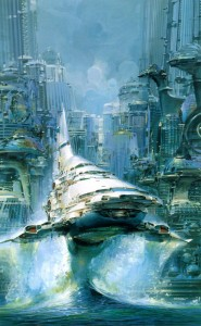 photos Les illustrations SF de John Berkey
