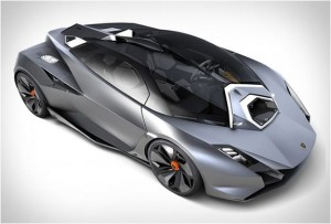 photos Lamborghini Perdigon Concept