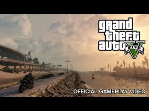 photos GTA V, le gameplay