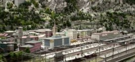 Le plus grand circuit de trains miniatures au monde