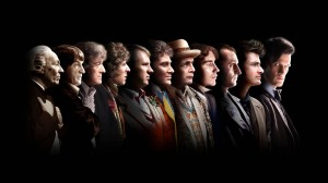 photos Doctor Who, 50eme anniversaire, le trailer
