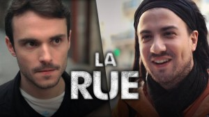 photos La rue, sketch du Studio Bagel