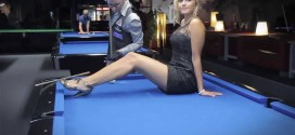 Sexy Pool Trick Shots