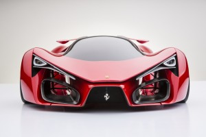 photos Ferrari F80 concept car