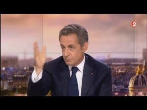 photos J'ai deux neurones, l'excellent détournement de l'interview de Sarkozy
