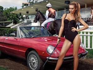 photos Calendrier Miss Tuning 2015