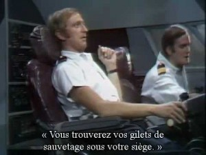 photos Les Monty Python aux commandes d'un avion