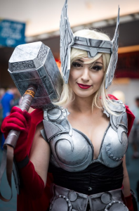 photos Les cosplays de la Comic Con 2014 de New York