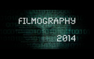 photos Filmography 2014 - une autre version