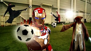 photos Super Hero Soccer