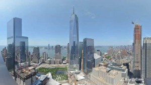 photos Construction du One World Trade Center en Time-Lapse