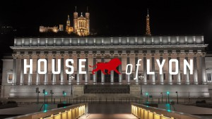 photos House of Lyon, le générique d'House of Cards version lyonnaise