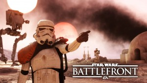 photos Trailer de lancement de Starwars Battlefront
