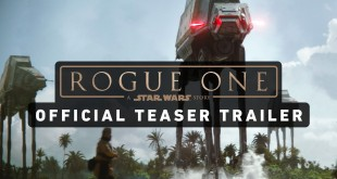 Starwars Rogue One, premiere bande-annonce